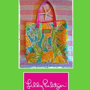 🧜 LILLY PULITZER TOTE BAG 🧜